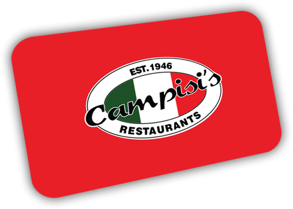 campisi's gift cards