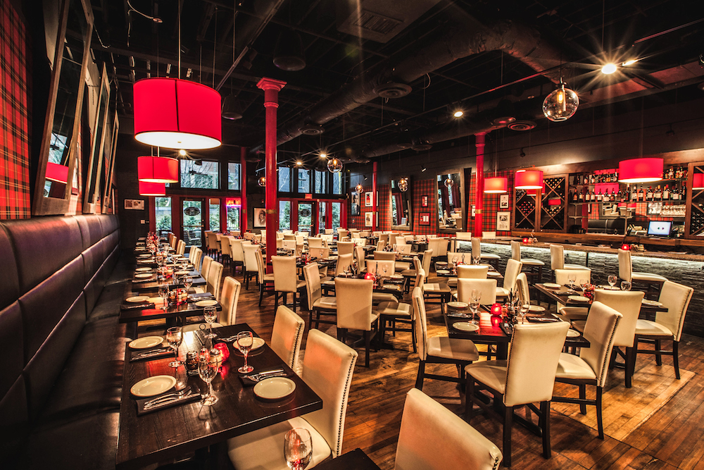 restaurants with private rooms