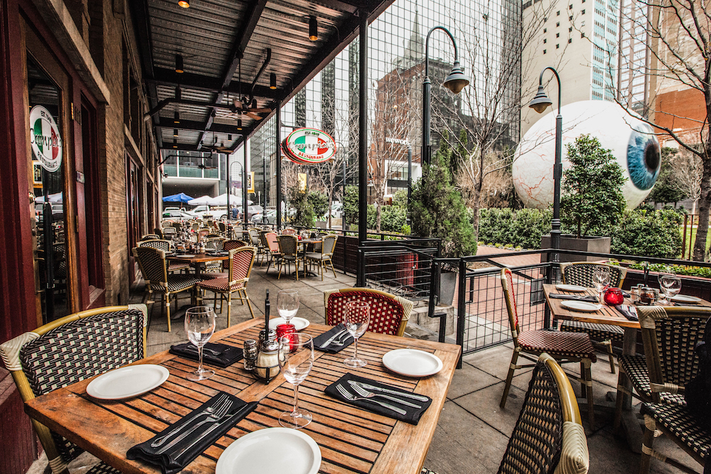 Dallas Best Restaurants With Private Rooms Campisi S