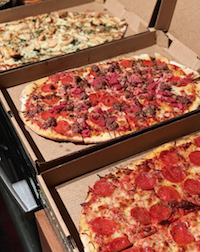 Best pizza delivery options